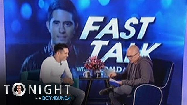 TWBA: Fast Talk with Gerald Anderson
