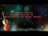 The Vampire Diaries 7x14 Moonlight on the Bayou Sneak Peek Photos