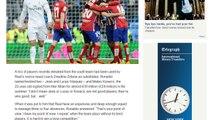 [Newsa] Cristiano Ronaldo takes aim at Real Madrid teammates as La Liga hopes take ...