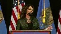 Sarah Palin -- Blames President Obama for Sons Domestic Violence Arrest