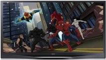 Ultimate Spider Man Red de Guerreros Capitulo 02 El Vengador Hombre Araña (Parte 2) [DW] {