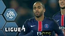 But LUCAS MOURA (51ème) / Olympique Lyonnais - Paris Saint-Germain - (2-1) - (OL-PARIS) / 2015-16