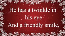 He Has a Red Red Coat Christmas Santa Song Kids Love to Sing with Lyrics