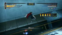 Awesome Tony Hawks Pro Skater HD Street Gameplay
