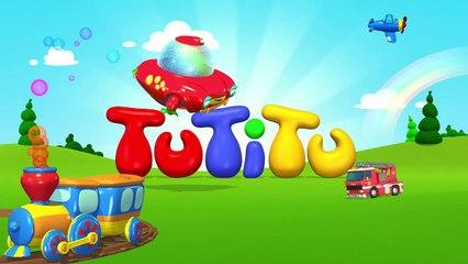 TuTiTu Toys - Crane