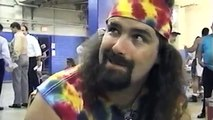 RARE  Vince Russo produces 1st ever appearance of Mick Foley as Dude Love on RAW