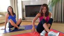 Working Your Core- Eight-Minute Ab Workout - Health & Fitness - ModernMom - YouTube