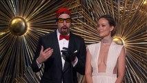 Ali G The Oscars 2016 #Oscars