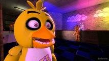 FNAF Animation Funny: A Little Freddys Night (Five Nights at Freddys SFM)