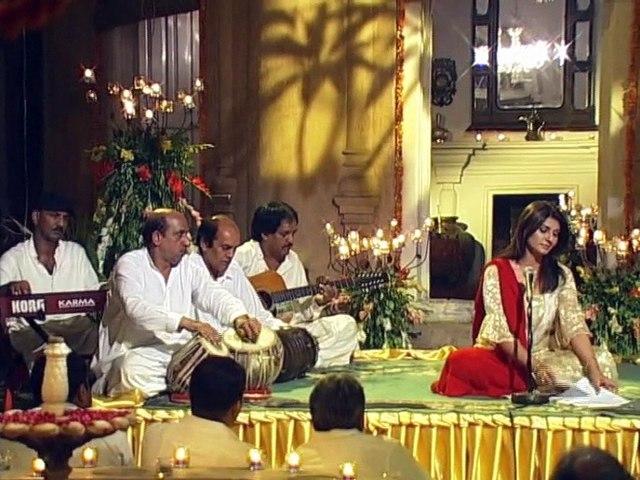 """Hazaaron Khwaishein Aisi""  Pakistani Singer Fariha Pervez  Sad Song"