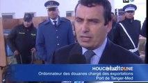 Douane : 18 tonnes de drogue saisies à Tanger !