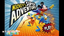 Mickey Mouse Clubhouse | Mickeys Super Adventure | Disney Junior Games