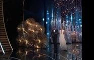 Sasha Baron Cohen en Ali G aux Oscars 2016