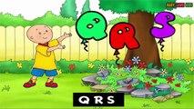 Caillou ABC Songs - Pre kindergarten school Songs | Nursery Rhymes Preschool Songs |