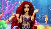 Mermaid Ariel Pregnant after she Gets Married to Prince Eric. DisneyToysFan