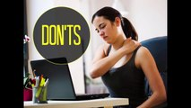 Good Posture While Sitting-The Ultimate Guide To Good Posture