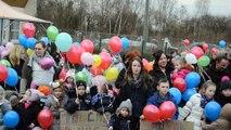 Hersin-Coupigny : les parents d'élèves de l'école Marie-Curie manifestent contre la fermeture d'une classe