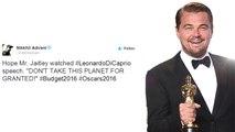 Bollywood Celebs Reacts On Leonardo DiCaprio's WIN| Oscar 2016