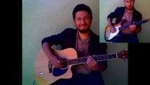 Charlie Brown Jr - Céu Azul (Guitar Instrumental Cover) (Leo Rubeiz Acoustic)
