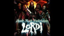 Lordi -- Hard Rock Hallelujah -- Guitar Cover