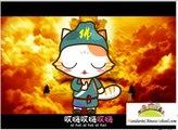 Chinese Childrens Song Ji Gong the Living Buddha 儿歌 济公jì ɡōnɡ_动画animation