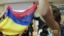 Global InterGold Latin America: Colombia dresses in gold