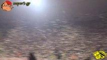 Des fans de Basket interrompent un match avec des milliers de confettis !! Aris Salonique