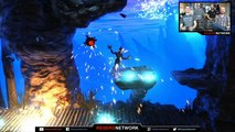 Oddworld: Abes Oddysee New n Tasty Xbox One Gameplay With Just Add Water
