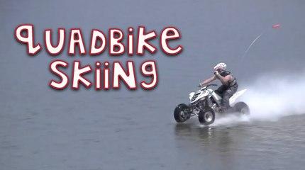 Quadbike Skiing