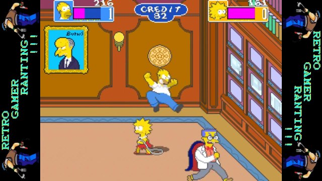 Beatem Up Brothers: The Simpsons Arcade Game Ep 5 Final Boss (plus we know that kid)