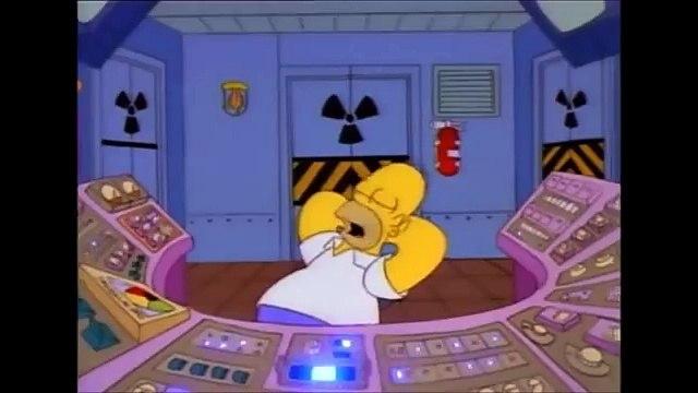 The Simpsons - Homers Flintstones Song Parody