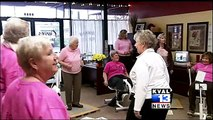 KVAL speaks with Curves owner about program offering free mammograms