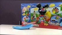De Mickey Unboxing La Clubhouse Mouse Junior Disney Casa Xn0POkw8