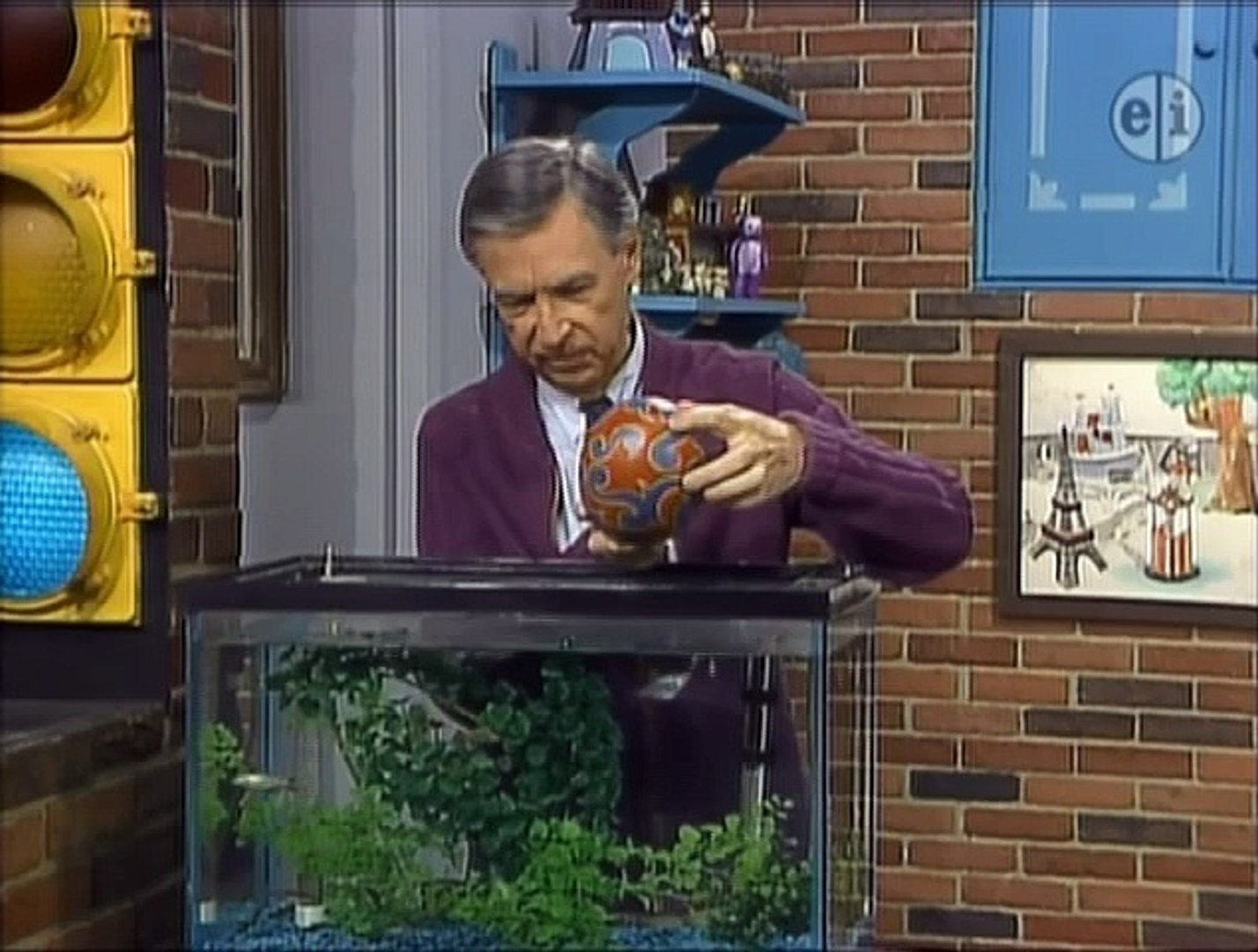 Mister Rogers Neighborhood 26x10 Transformations Part 5 Video Dailymotion