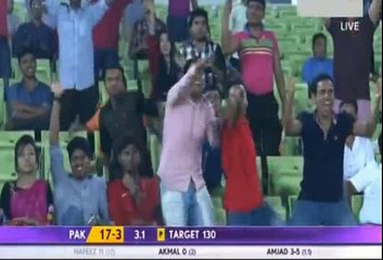 watch Sharjeel Given Out WRONG - Khurram Manzoor Also Out