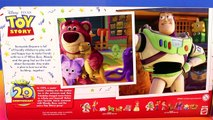 Disney Pixar Toy Story Sunnyside Daycare And Al's Toy Barn Sheriff Woody Buzz Lightyear Lotso Rex