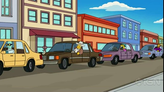Family Guy and The Simpsons: Peter and Homers Carwash