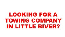 Little River Towing Company   Towin Company Little River   Towing company In Little River