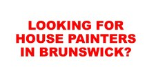 House Painters In Brunswick | House Painters In Brunswick | Brunswick House Painters