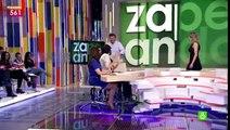 Frank Blanco y Miki Nadal se suben a los tacones en la primera Gala Drag Zapeando