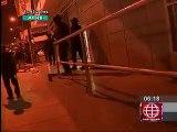 Capturan a banda de delincuentes cuando iba a asaltar tienda de electrodomésticos - Actualidad - America Noticias