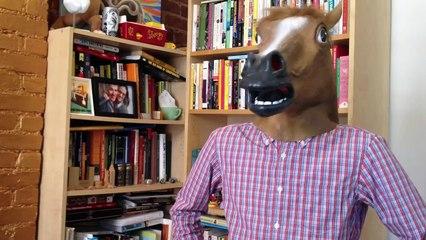 Nick and Siri Celebrate Passive Voice Day, No Wait, Horse Day
