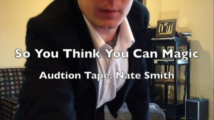Nate Smith, Best Dad Ever- Magic Show