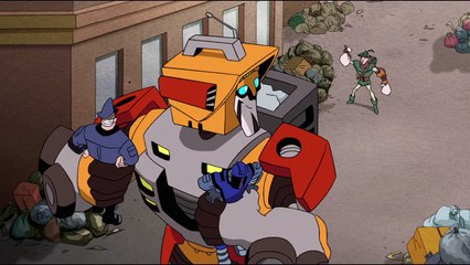 Transformers: Animated - On the Run