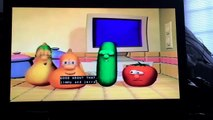 Closing Of VeggieTales King George And The Ducky 2000 VHS