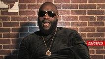 TMZ Live 12/09/15: Rick Ross -- Wannabe Rapper Dipped Tootsies in Boss' Pool