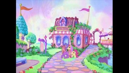 My Little Pony: Friends are Never Far Away - Ice Cream Ideas
