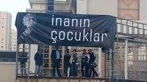 Fenerbahçe Beşiktaş Maçı 2-0 Beşiktaş Taraftarının Karşılaması 29.02.2016 Süper Lig FB BJK maçı