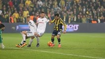 Fenerbahçe Beşiktaş Maçı 2-0 Maçtan Görüntüler 29.02.2016 Süper Lig FB BJK maçı
