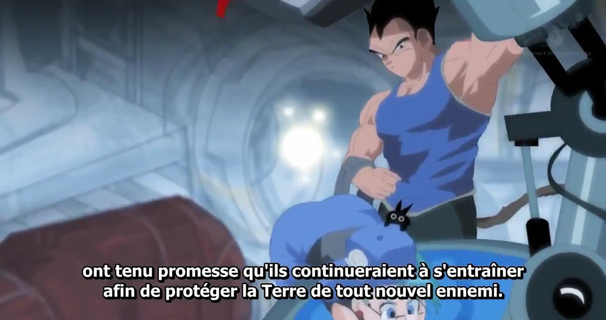 Dragonball Absalon - Episode 1 VOSTFR